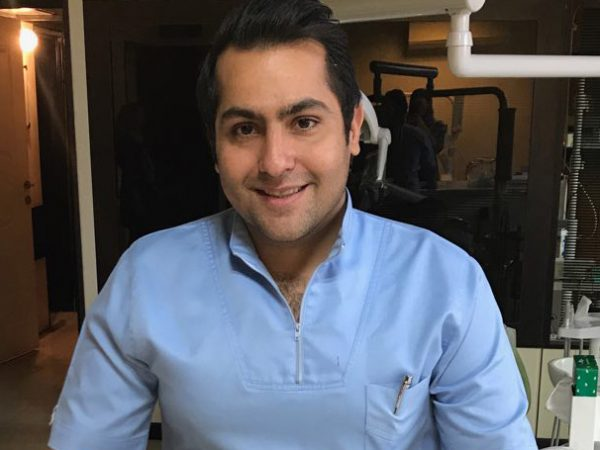 بهترین متخصص ارتودنسی دکتر نیما بنی اسد