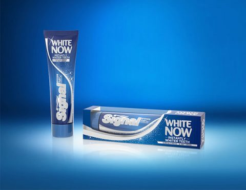 خمیردندان سفید کننده