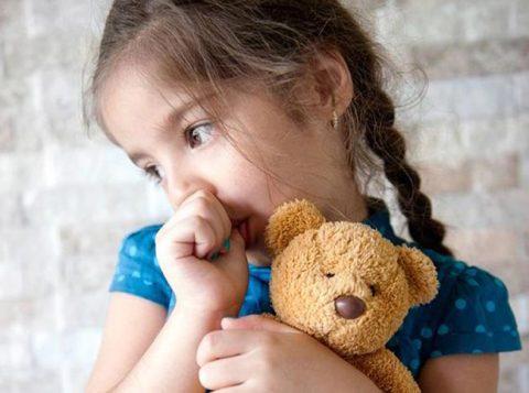 عوارض های مکیدن انگشت برای بچه ها